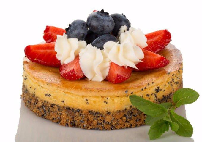 Ostekake er en av verdens eldste kaker