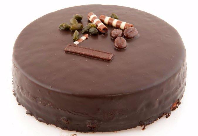 Sjokoladekake er en søt og god kake alle liker